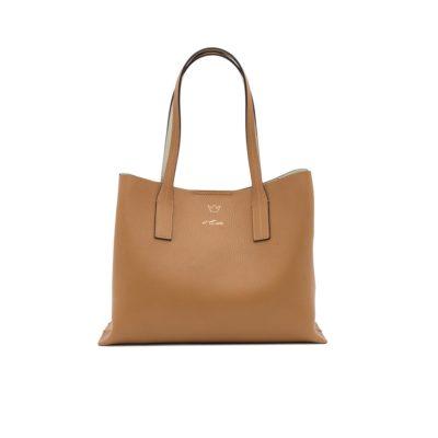 Camel Shopping Bag