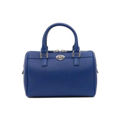 Borsa Bauletto Blu