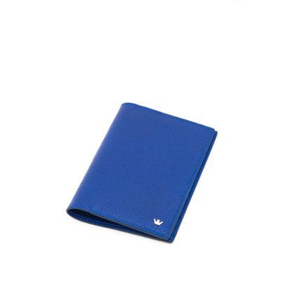 Porta Passaporto Blu