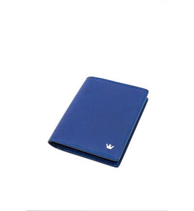 Portafoglio Mini Blu