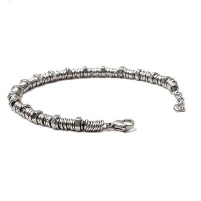 Bracelet Nut with Little Rings